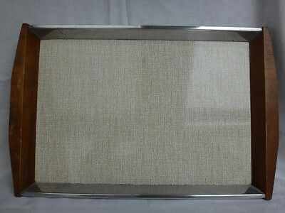 Vintage Picquot Ware Oblong Tea Tray