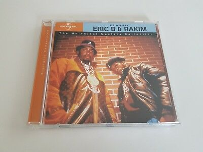 Classic Eric B & Rakim The Universal Master Collection best of sells in US $50