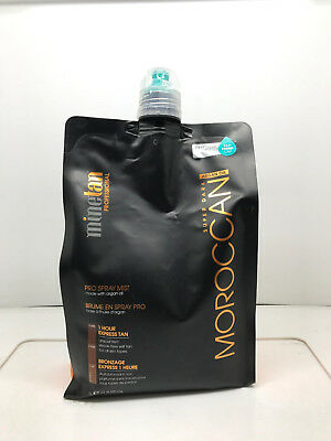 Professional Mine Tan My Moroccan 1L Solution - 14% DHA MineTan