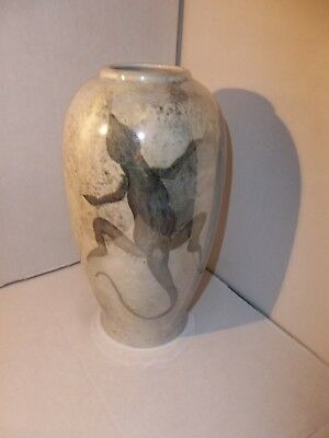 Beautifully Coloured Carlton ware Lustre vase 1/1 special