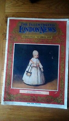 The illustrated london news Christmas Number 1959