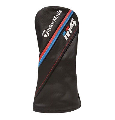 NEW 2018 TaylorMade M4 Black/Red/Blue Fairway Wood Headcover