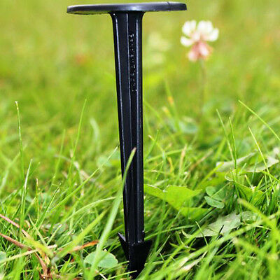 128 mm Ground Anchor Fixing Soil for Horticultural Fleece Weed