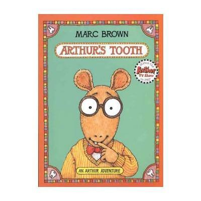 Arthur's Tooth by Marc Tolon Brown