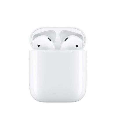 Apple Airpods Mmef2Zm Cuffie Wireless Bluetooth Originali Nuovi Sigillati