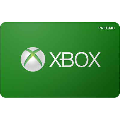 xBox Prepaid Gift Card $100 Value, Only $90.00! Free Shipping!