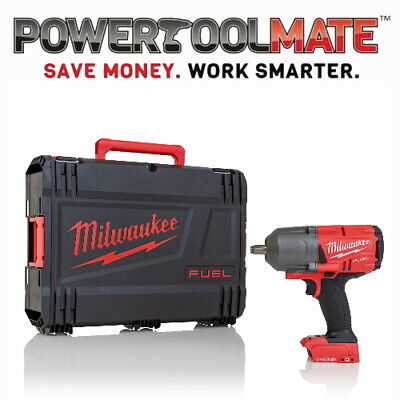 "Milwaukee M18ONEFHIWF12-0 FUEL One Key 1/2"" Impact Wrench Bare *FREE CASE*"