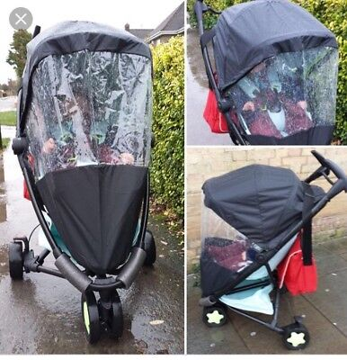 Quinny Zapp Xtra 2 Raincover - Stroller - Pushchair - Weather - Rain Cover