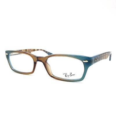 $310 RAY-BAN WOMENS Blue Eyeglasses Frames Glasses Optical Clear ...