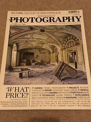 2011 12 Editions, British Journal of Photography Complete Year BJP