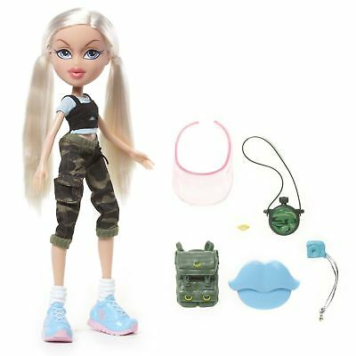 Bratz Fierce Fitness Doll- Cloe Bratz Figure With Accessories