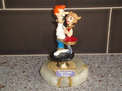 Ron Lee The Jetsons The Cosmic Couple Figurine Rare Artist Proof #6/6