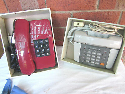 Telephones 80s collectable in great working condition