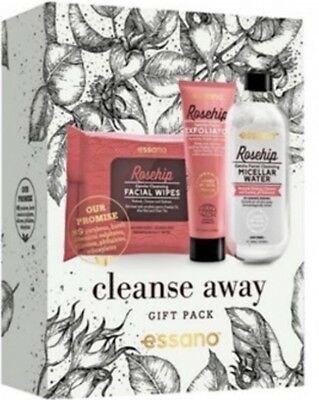 Essano Rosehip Cleanse Away Gift Pack