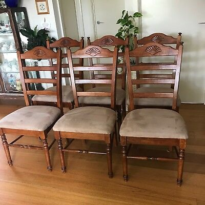 Dining Chairs (6 )Great Condition.