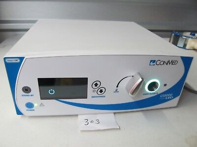 ConMed Linvatec LS8000 Led Light Source Excellent