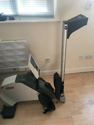 Tunturi R25 Magnetic Rowing Machine,Extreme compact & wheels,Resistance 8 level