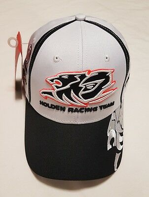 Holden Racing Team Hrt Hsv Snapback Cap/hat Bnwt!