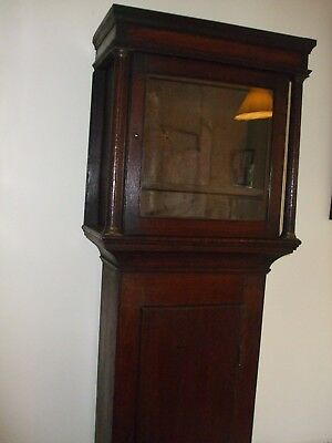 Antique Georgian Grandfather/Longcase Oak Case