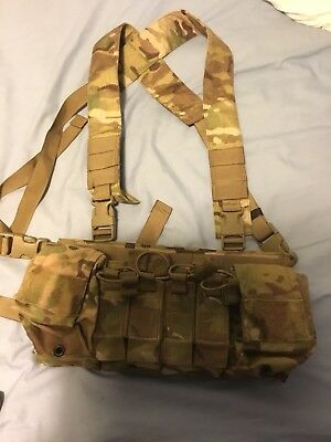 Haley Strategic Multicam D3CRX With MP2 Inserts