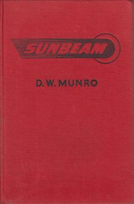 SUNBEAM 500cc OHC S7 , S7 DE LUXE & S8 ( 1946 - 1954 ) OWNERS REPAIR MANUAL