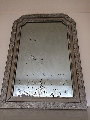 Old French Mirror