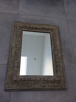 Old Frame With Mirror