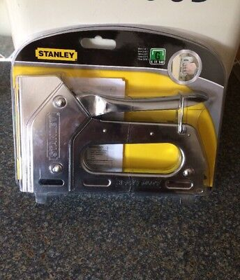 Stanley Tools STA6TR110 TR110 Heavy-Duty Sharpshooter Staple Gun