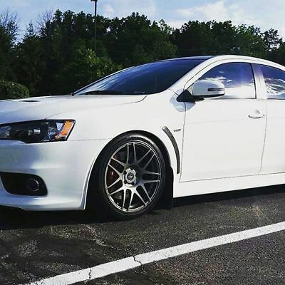 2015 Mitsubishi Evolution GSR 2015 Lancer Evolution X