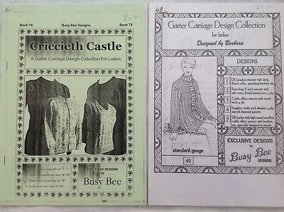 Busy Bee Basics Criccieth Castle & Garter Carriage Design Colection