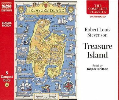 Treasure Island: Unabridged by Robert Louis Stevenson (CD-Audio, 2007)