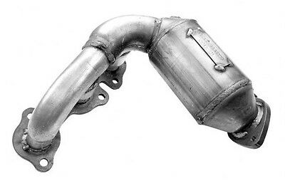 Toyota Sienna 3.0L Manifold Catalytic Converters 2001 2002 2003 Front OBDII