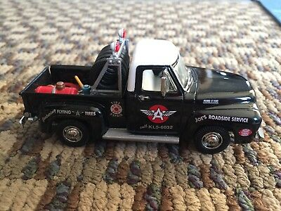 Matchbox 1:43 Die Cast 1953 Ford F100 Truck 'Joe's Roadside Service'