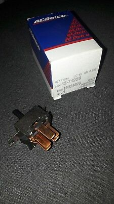 AcDelco 15-71950 GM16054620 Schalter für Gebläse Blower Switch Chevrolet GMC Pic