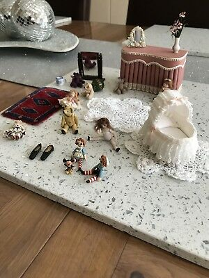 Dolls House 1/12 Scale Bundle