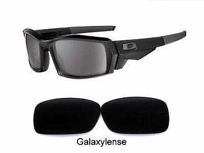 edda6e3517 Galaxy Replacement Lenses For Oakley Canteen(2006-13) Sunglasses Black  Polarized