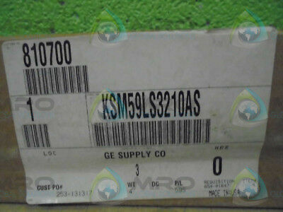 Ge Supply Co. Ksm59Ls3210As 115V Motor *new In Box*