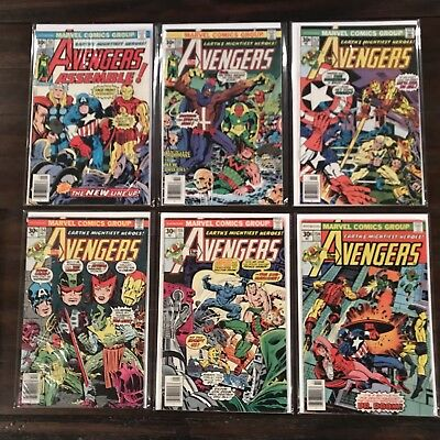 Avengers 151-200 Complete Lot Run Set! 50 Issues! 181 196 Byrne! Perez! WOW!