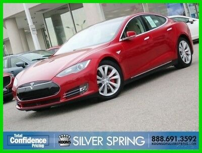 2015 Tesla Model S P85D 2015 P85D Used Automatic AWD