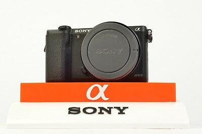 Sony Alpha A5100 24.3MP APS-C Mirrorless Digital Camera (Body Only) Black #2133