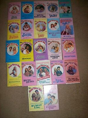 Lot of 22 Sweet Valley High Books