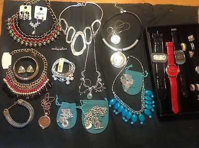 Bulk Jewellery and watches New and preloved