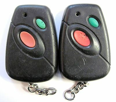 Lot PAIR 2 Car Starter START AUTOSTART REMOTE KEYLESS key entry FOB KTOGTS2 PHOB
