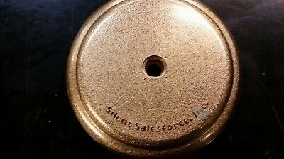 Used Silent Sales Force SSF Candy Gumball Machine Top Lid,