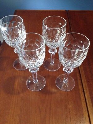 Waterford Crystal Curraghmore Wine Glasses
