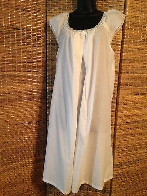 Sears Take Nine Nursing Night Gown Maternity Size 8/10