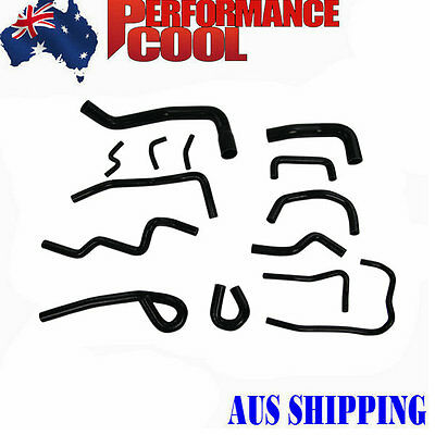 Silicone Radiator Heater Hose For Skyline Ecr33/r33/rb25Det Gts-25T Gts-T Pc