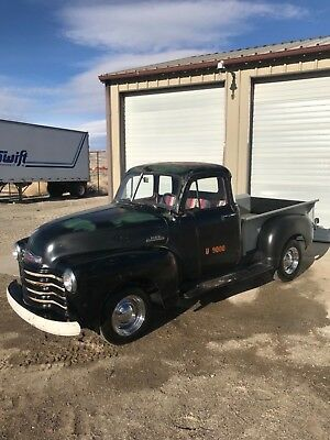1953 Chevrolet Other Pickups  1953 Chevy Truck Hot Rod Rat Rod Low Reserve