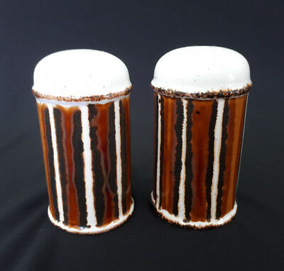 BARGAIN! Midwinter Stonehenge EARTH Salt & Pepper