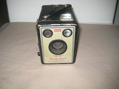 Vintage Kodak Brownie Flash11 Camera